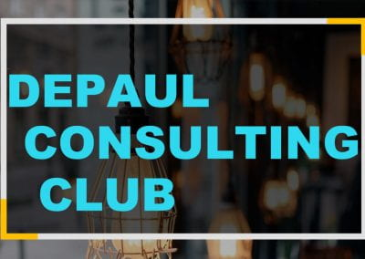Creating Opportunity Through the DePaul Consulting Club