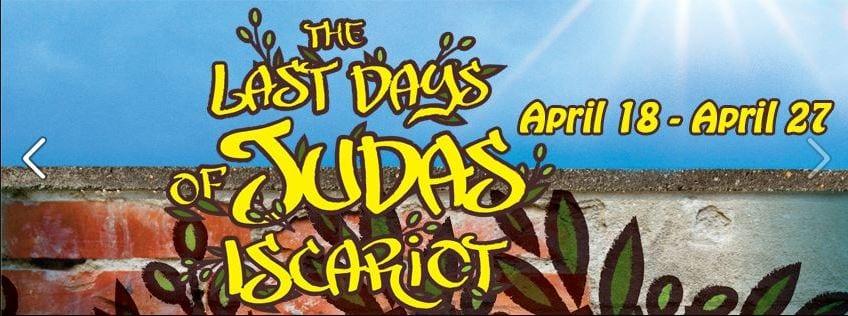 last days of judas