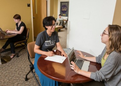 At Your Service: DePaul's Writing Center