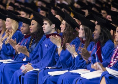 Graduation Rates Hit All-Time High