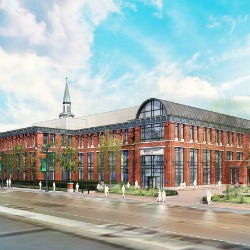 DePaul University to Begin Construction on New Home for School of Music