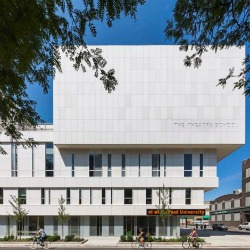 The Theatre School Building Earns Top Marks