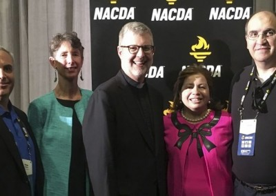 DePaul Athletics Director Recognized With Two National Awards