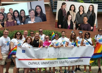 Get to know the affinity groups at DePaul