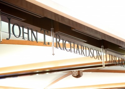 Richardson Library wins Mayor's Leadership Circle award