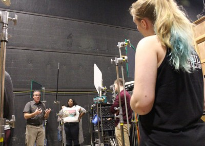 DePaul Cinema School Grows Thanks To Hands-On Partnership With Cinespace