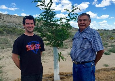 A DePaul Alum's Journey to Aid the Navajo Nation
