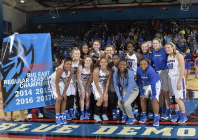 Women's Basketball Team Heads to NCAA Tournment
