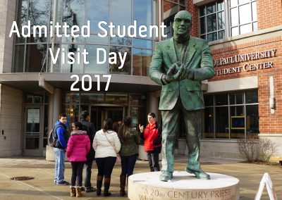 Admitted Student Visit Day