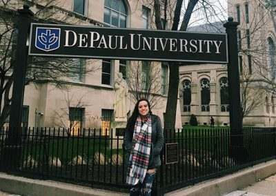 #DePaulBound