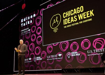 DePaul Sponsors Chicago Ideas Week