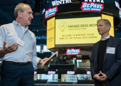 DePaul Sponsors Chicago Ideas Week – Wintrust Spotlight