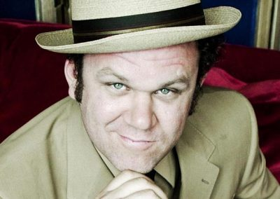 DePaul Alumnus John C. Reilly Visits for Lights Up!
