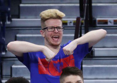 DePaul Freshman #1 Hype Man