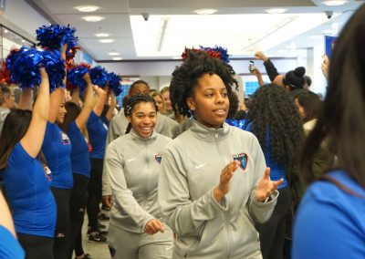 DePaul Women's Basketball NCAA Sendoff
