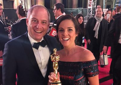 DePaul Alum Brings Home an Academy Award