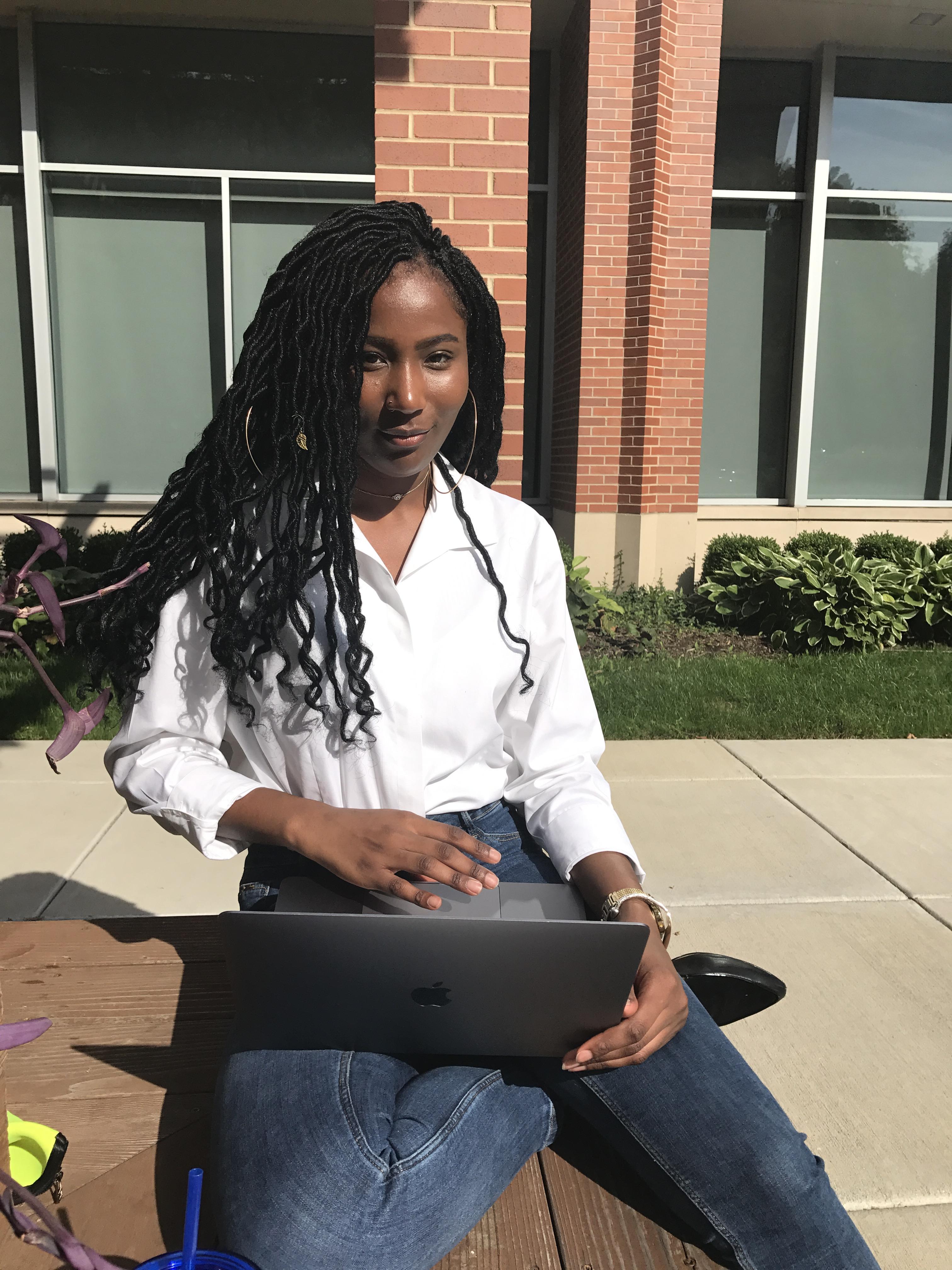 Student Spotlight: Nyah Hoskins