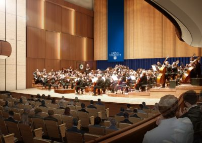 A New Home for the School of Music