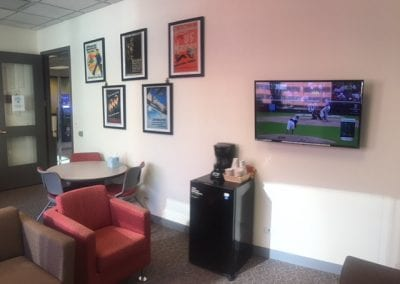 Brand New Veterans Lounge