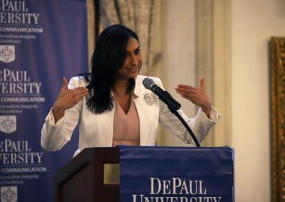 Lourdes Duarte: DePaul Alumni Storytelling Extraordinaire