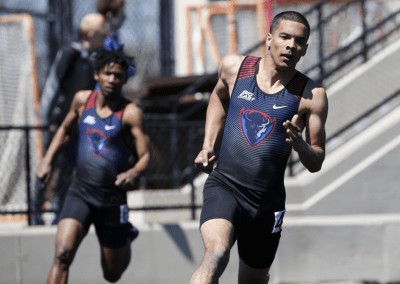 Going the Distance: Henry Larkin's Track and Field Success
