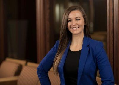 Service Above Self: Law grad hits Service Milestone
