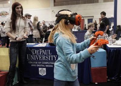 DePaul's Game Design Program Rises in Ranks