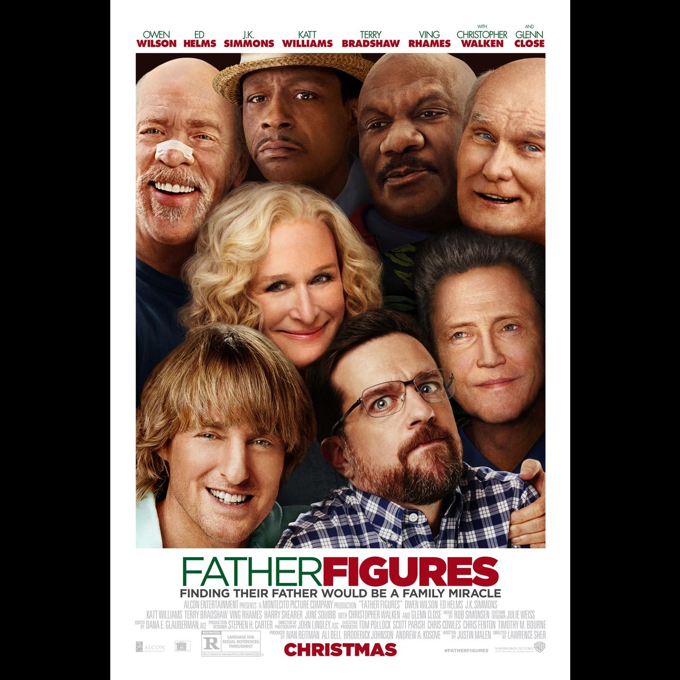 father figures - Finding John Christmas Cast