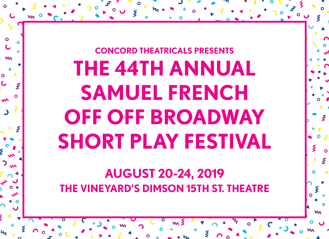 Samuel French OOB Play Festival | Theatre School News