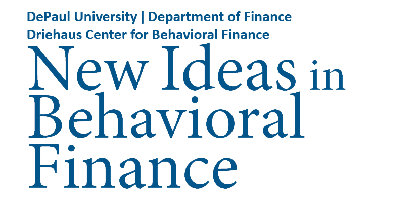 Driehaus Center for Behavioral Finance