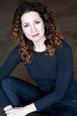 Amanda Pulcini, project assistant