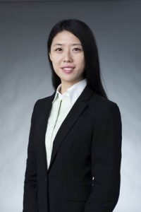 Chelsea Cai (MS '13) traveled from China to Chicago to study at DePaul.
