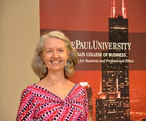 Daryl Koehn's appointment as the Wicklander Chair in Business Ethics