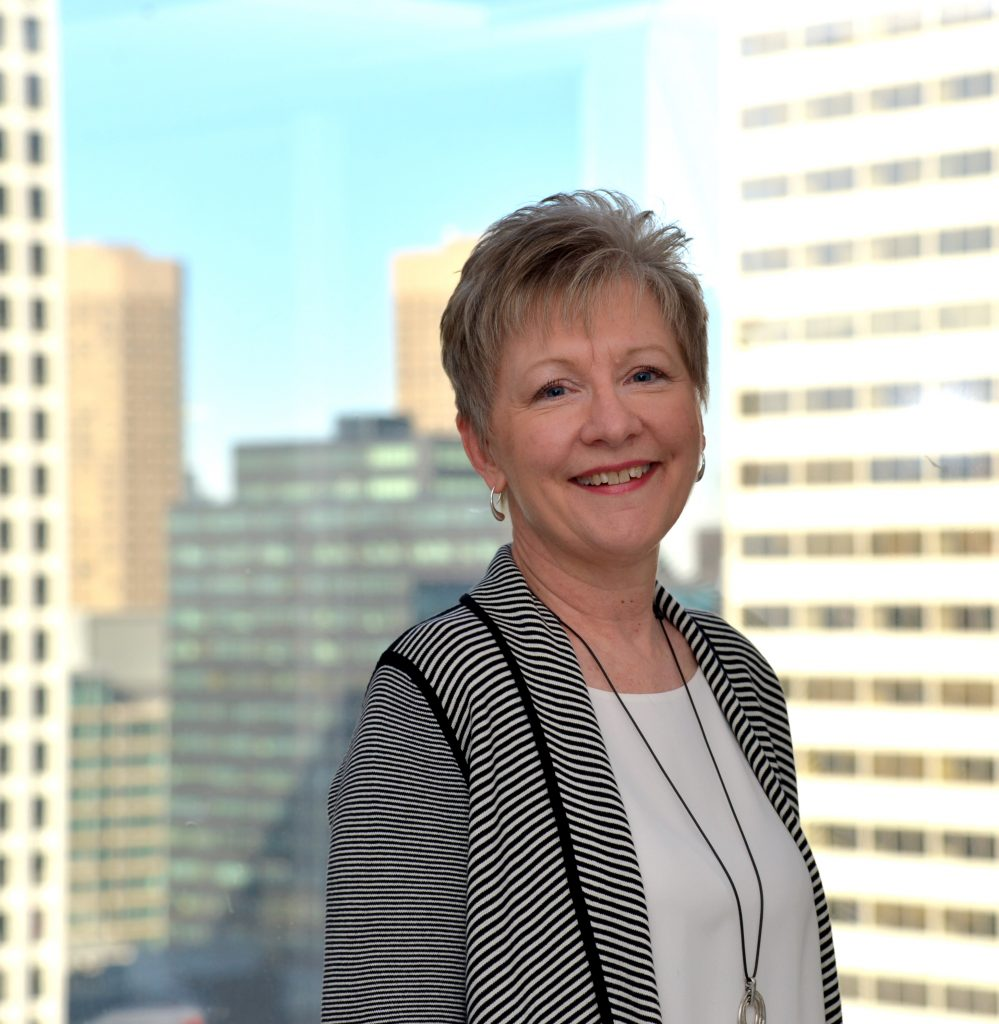 Diane Pearse CEO Hickory Farms (MBA '86)
