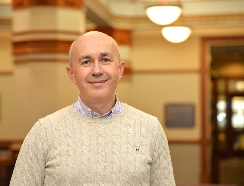 Michael Friedrich (MBA '95)