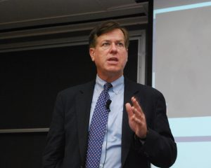 Harry Kraemer, an executive partner with Madison Dearborn Partners and former CEO of Baxter International Inc