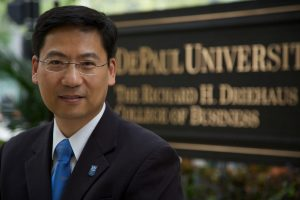 Driehaus Fellow Bin Jiang