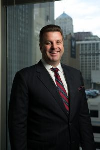 William R. Snow, Managing Director, Jordan, Knauff & Co. (BUS '89, MBA '94)