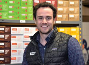 Jared Smith, co-founder of RXBAR
