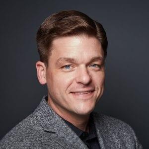 Adam Robinson (MBA '03),