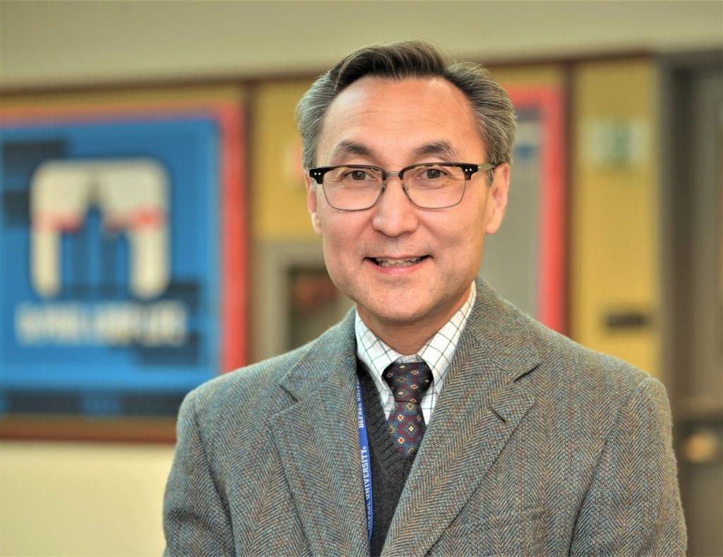 Associate Professor of Management Charles E. Naquin