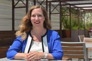 Elizabeth Stigler (MBA '13)
