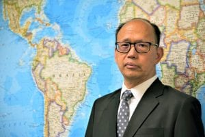 Sebastian Cualoping (BUS '77, MBA '81)