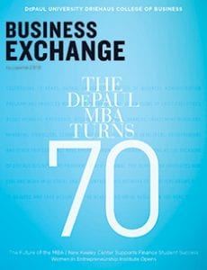 Fall 2018 Business Exchange Issue