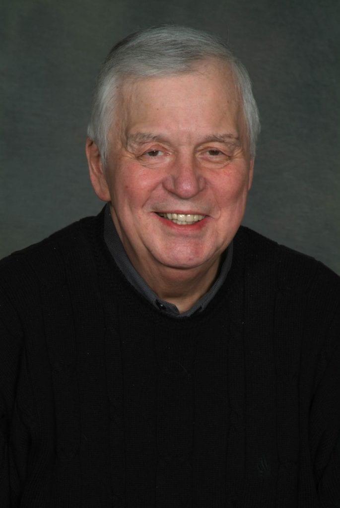 Professor Emeritus Robert O'Keefe