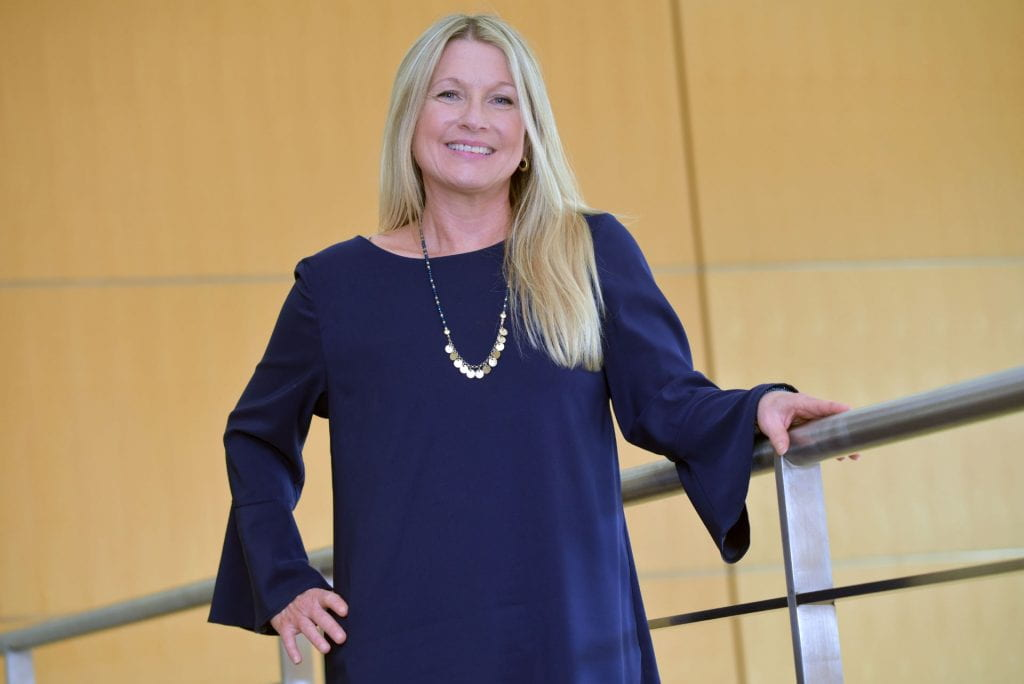 Marianne Markowitz (MBA '92) CEO, First Women's Bank