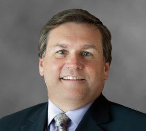 Alumnus Joe Adams