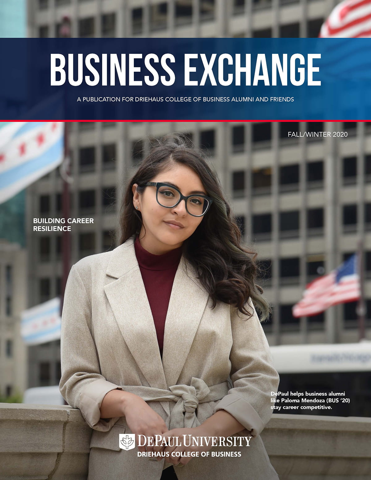 Fall/Winter 2020 Business Exchange issue