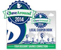 save-around-coupon-book
