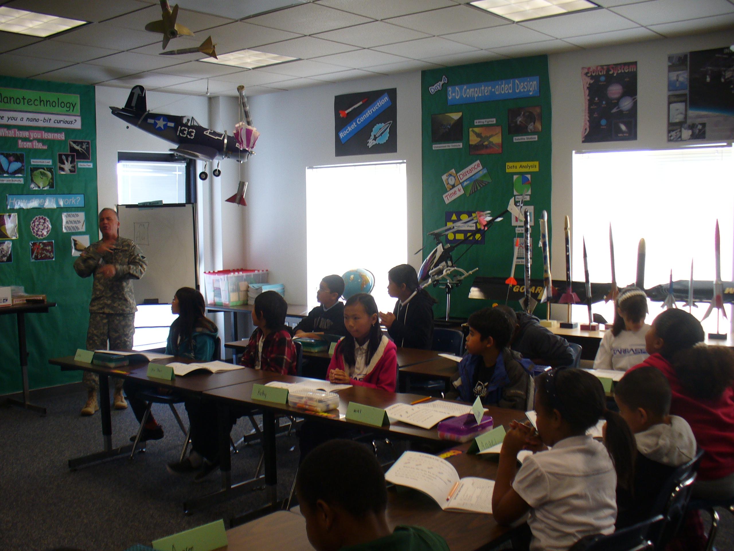 5th grade  u2013 all classes